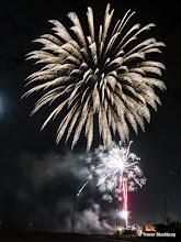 Photo: Fireworks, Aberdeen Beach, 5 November 2014