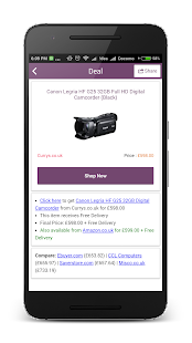 eDealinfo.co.uk - Daily Deals- screenshot thumbnail