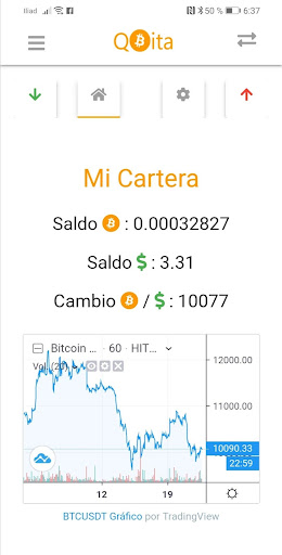Mi cartera bitcoins price each way horse betting rules for roulette