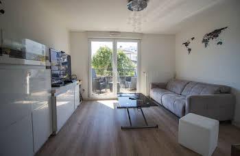 Appartement 2 pièces 41,57 m2