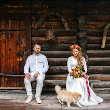Wedding photographer Irina Podsumkina (SunrayS). Photo of 25.09.2017