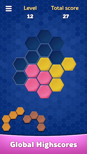 Hexa Block Puzzle apkpoly screenshots 2