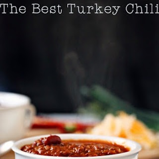 The Best Turkey Chili Recipe You Need In Your Life