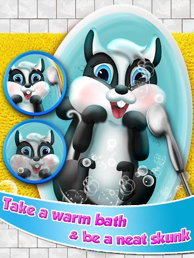 Skunk Wash Virtual Pet Care