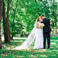 Wedding photographer Marina Yashonova (yashonova). Photo of 26.10.2016