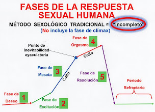 Photo: ESPAÑOL: Método fazsufu - Fases de la respuesta sexual humana científica. ENGLISH: Fazsufu method - Scientific human sexual response phases. CHINO: Fazsufu 方法 - 科學人類性反應階段. ÁRABE: Fazsufu الأسلوب - مراحل الاستجابة الجنسية البشرية العلمية