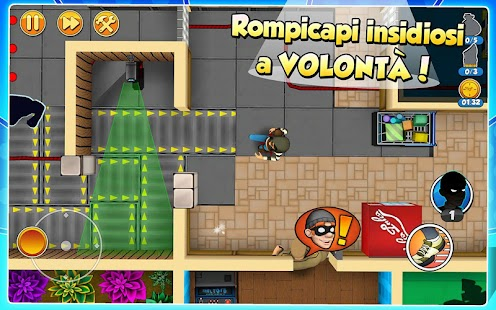 Robbery Bob 2: Double Trouble- miniatura screenshot