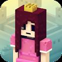 Mejor Chica Princesa: Craft 3D icon