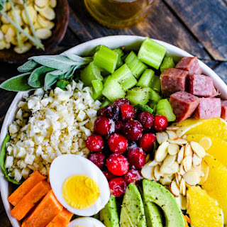 Winter's Bounty Paleo Cobb Salad