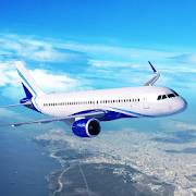 Flight Simulator Pilot Plane 3D
