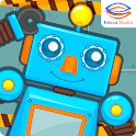 Marbel Robots: Game for Kids icon