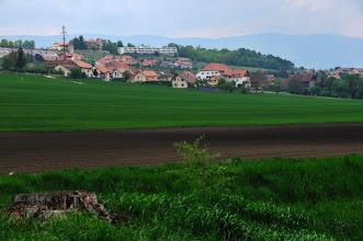 Photo: Vue sur le village de Chamblon