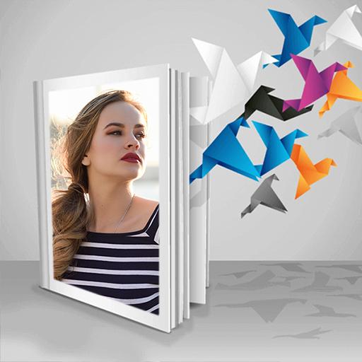 3D Frames Effects & Wallpaper Maker Icon