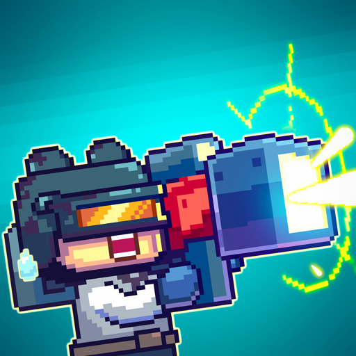 Cat Gunner: Super Force (Pixel Zombie Shooter) Icon
