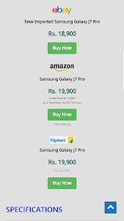 Indian Mobile Price - náhled
