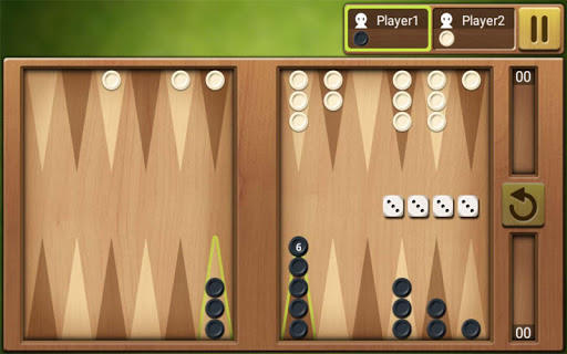 Backgammon King  screenshots 1