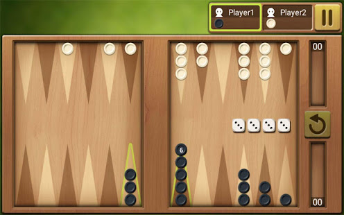 Backgammon King 2