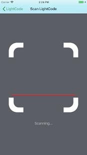 LightCode - náhled