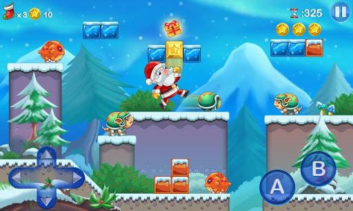 Mega Santa скачать на планшет Андроид