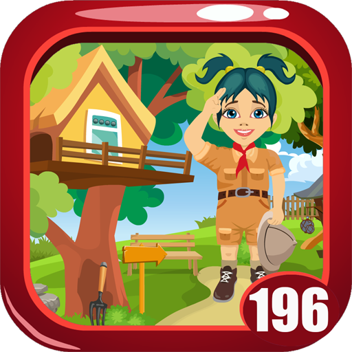 Scout Girl Rescue Game Kavi - 196