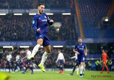 """Feu vert pour Hazard : """"S'il le veut, Eden doit partir"""""""