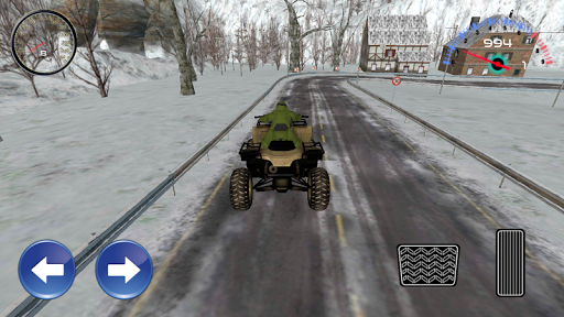 ATV Quad Simulator