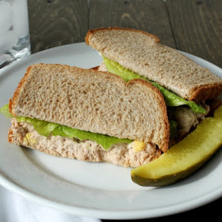 Low Sodium Tuna Salad Sandwich Recipes