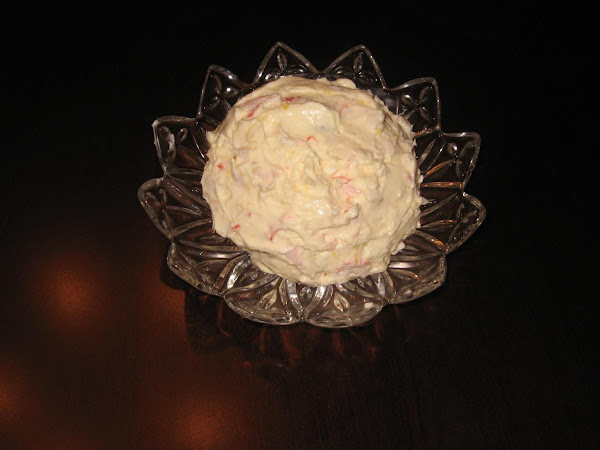 Mango Chutney Crab Spread Recipe