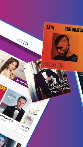 Anghami Music 3.2.40 screenshots 8
