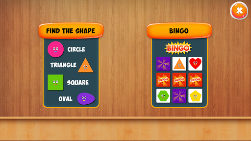 Find the Shapes Puzzle for Kids screenshots 1