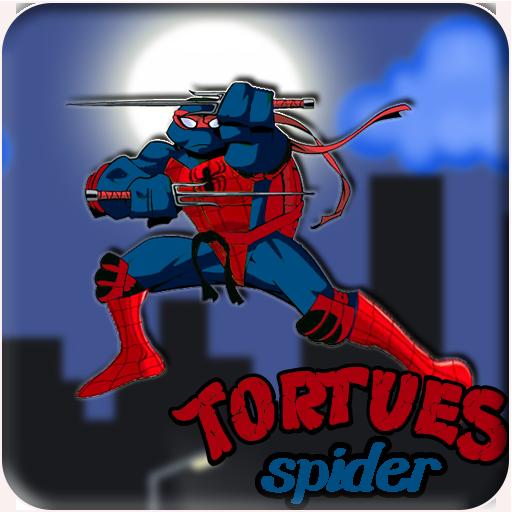 Tortues spider ninja (game)