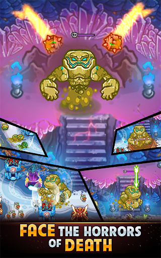 Kingdom Defense: Hero Legend TD (Tower Defense) 1.1.0 screenshots 3