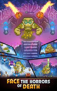 Kingdom Defense: Hero Legend TD MOD (Unlimited Gold/Gems) 3