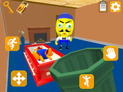 Sponge Neighbor Escape 3D App Download For Android and iPhone 9