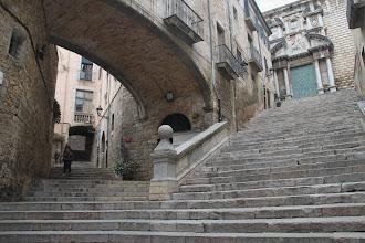 Photo: Retour dans la ville ... escales de Sant Marti ...