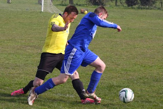 Photo: 30/03/14 v Albion All Stars (Burton & District Sunday League Division 3) 2-2 - contribute by Rob Campion