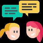 علاج مشاكل النطق icon