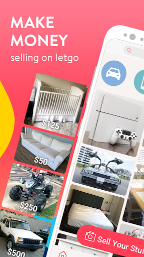 letgo: Buy & Sell Used Stuff, Cars & Real Estate  screenshots 1