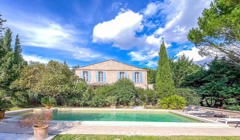 Villa with pool Avignon
