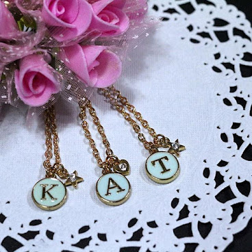✨字母頸鏈✨