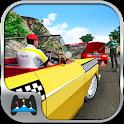 Mountain Taxi Driving Adventure icon