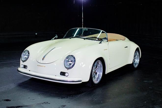 1956 Porsche 356 Speedster Hire Miami