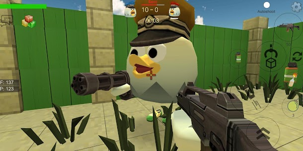 Chicken Gun Mod Apk (Unlimited Money) 6