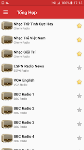 Radio Việt Nam Pro - Radio Viet Nam Online - náhled