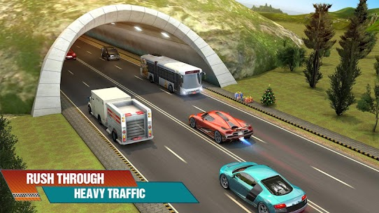 Crazy Car Traffic Racing Games 2019 : Free Racing 9