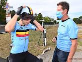 """Bondscoach Rik Verbrugghe laat zich uit over Wout van Aert en Victor Campenaerts: """"Wout ziet er zeer fris uit voor iemand die uit de Tour komt"""""""