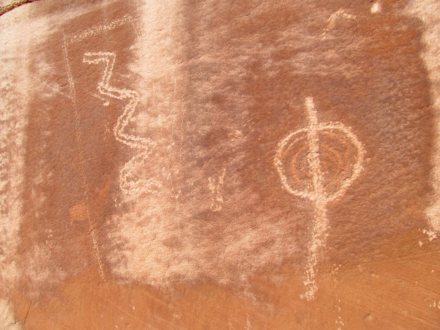 North Wash petroglyphs