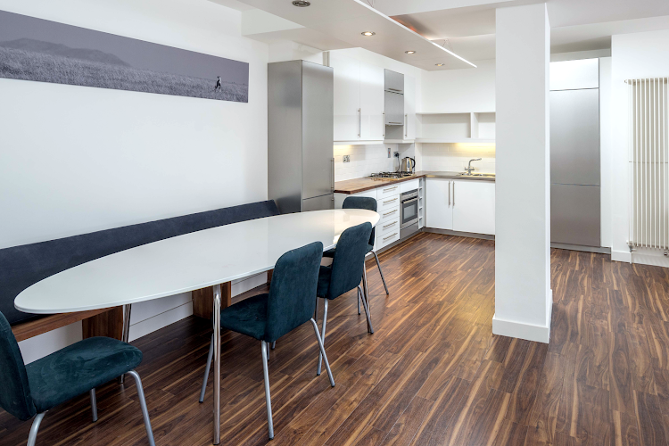 living space at Clerkenwell Deluxe Goswell