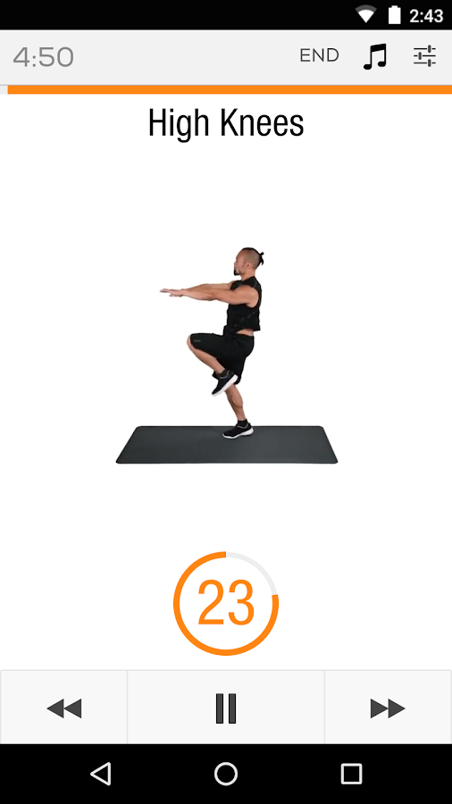 Cardio Sworkit - Workouts & Fitness for Anyone- screenshot