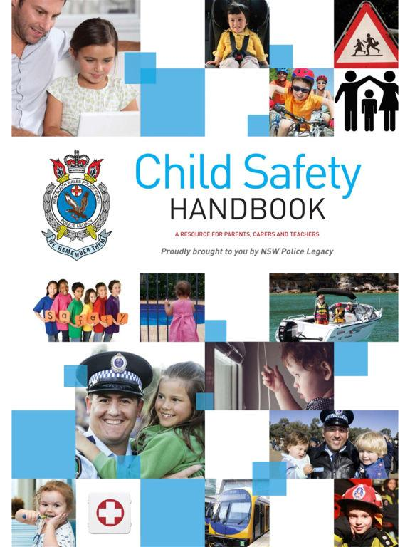 Child Safety Handbook- screenshot